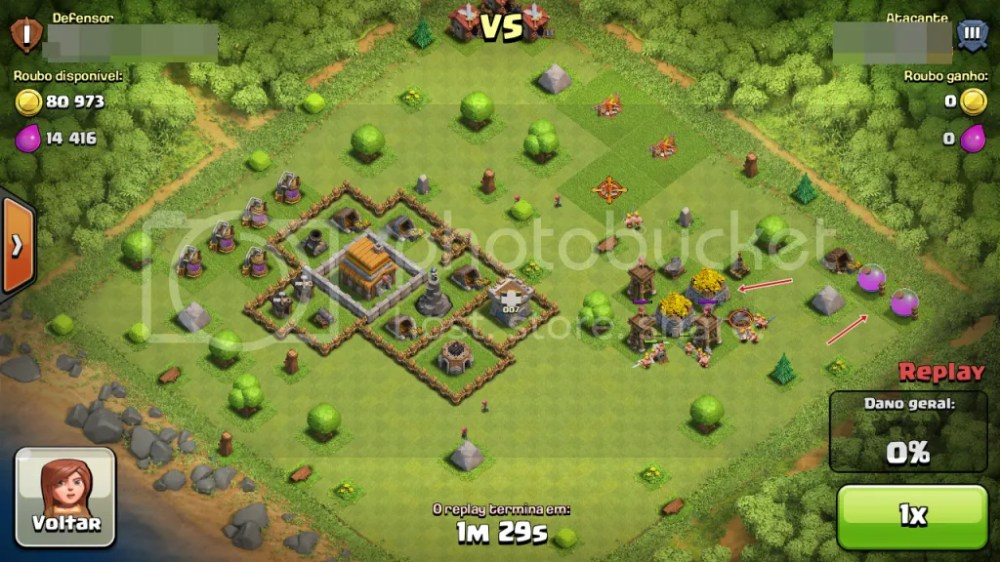Todososrecursosdesprotegidos5 - Game Review: Clash of Clans: altamente viciante (iOs / Android)