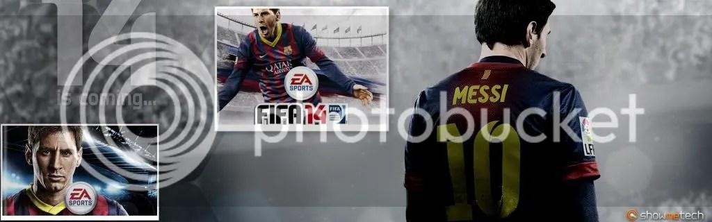 Fifa 14 - Demo
