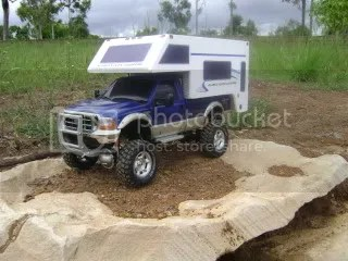 Camper Shell Lift