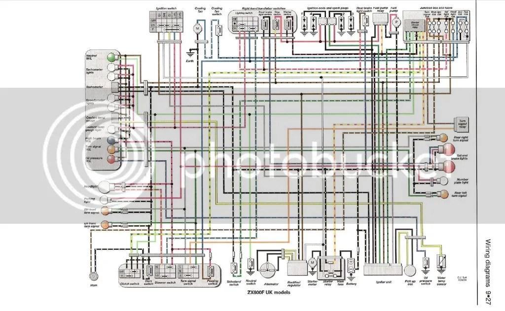 2006 Kawasaki Zx6r Wiring - Schema Wiring Diagrams on