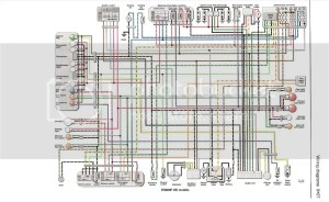 ZX6R (F) Wiring Diagram Photo by DanBrooks83 | Photobucket