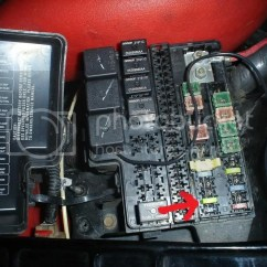 2005 Dodge Neon Fuse Box Diagram Kenmore Elite Dishwasher Wiring Cant Start Car Keeps Blowing Pcm And Red Antitheft