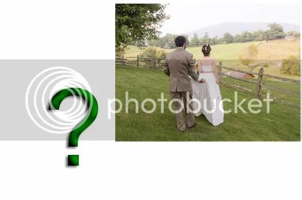 Foto pengantin baru diselingi adegan ML