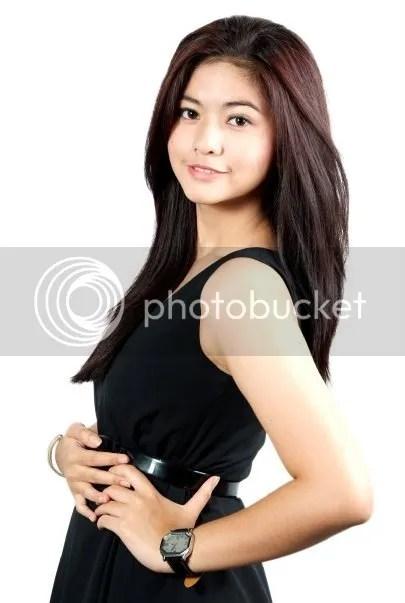 Foto-foto eksklusif putri Indonesia 2009, Qory Sandioriva Asal NAD