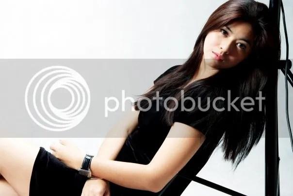 Foto-foto eksklusif Putri Indonesia 2009, Qory Sandioriva