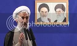Hojatoleslam Kazem Sedighi Ulama Iran yang mengeluarkan pernyataan sebab gempa tersebut