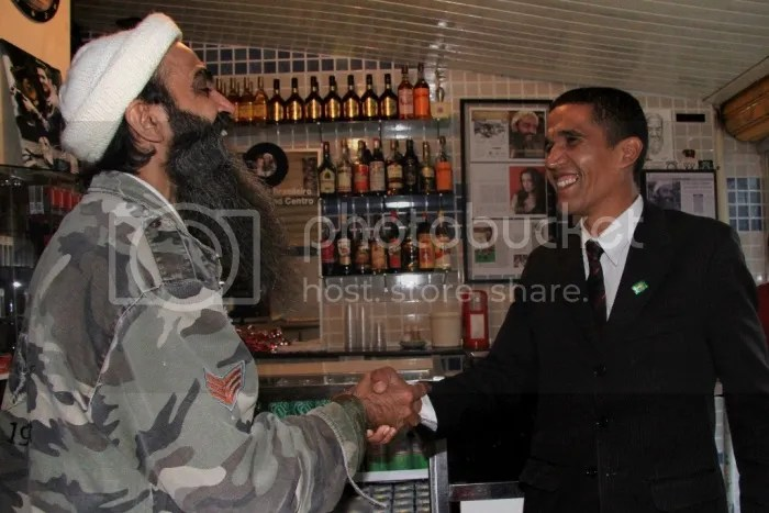 Obama dan Osama