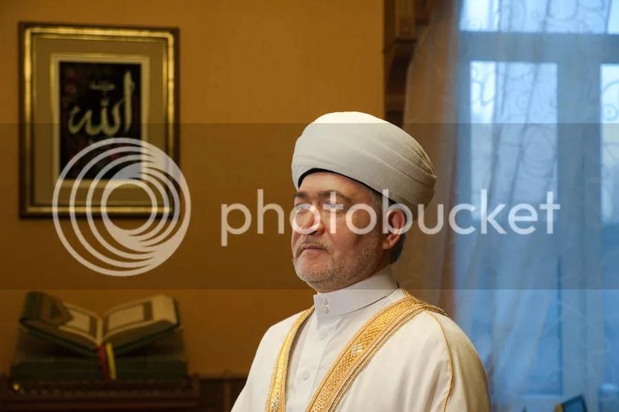 Shalat Idul Fitri di Russia