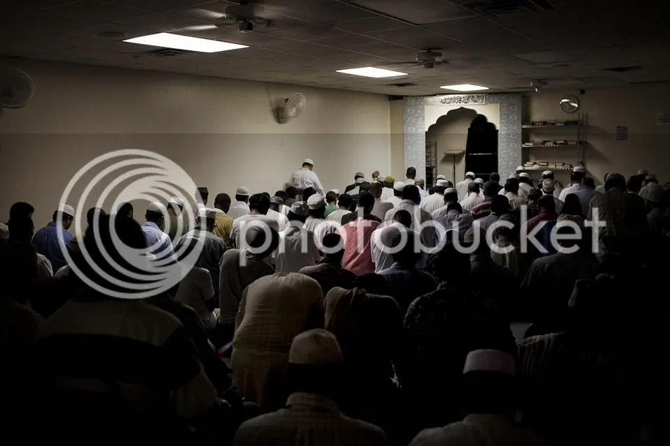 Nuansa Ramadhan di Negeri Paman Sam