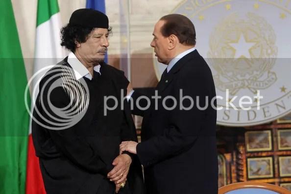 gaddafi beyonce
