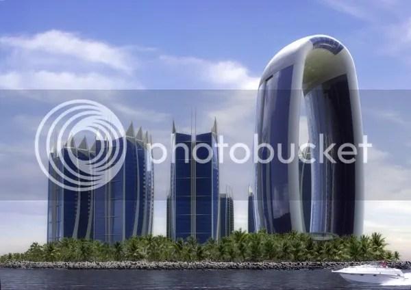 regatta hotel jakarta gedung terunik