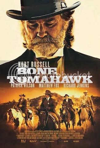 Bone Tomahawk poster, Bone Tomahawk movie