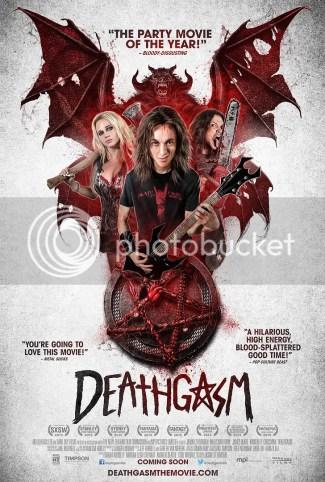 Deathgasm, Metal Horror