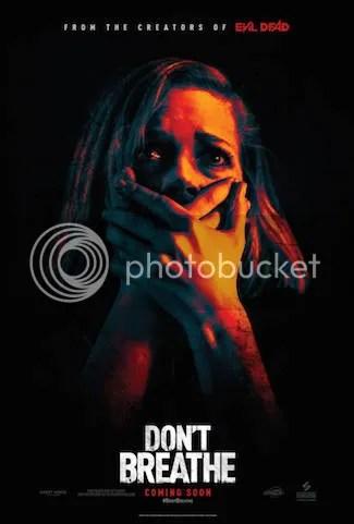 Don't Breathe, Horror, Blind Guy