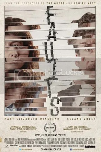 Faults poster, Cult