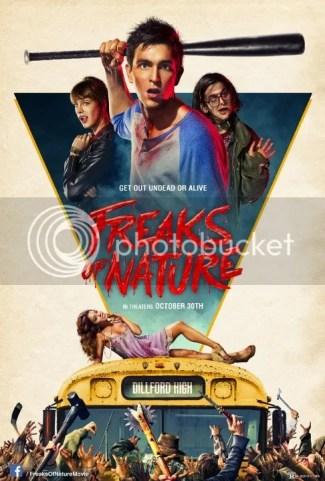 Freaks of Nature, Horror