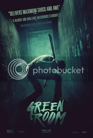 Green Room, Jeremy Saulnier