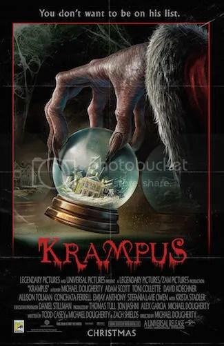 Krampus, Horror, Christmas