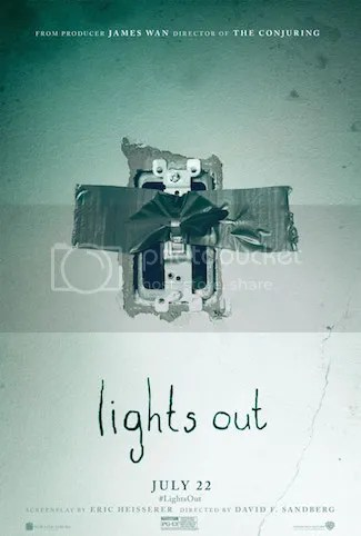 Lights Out, Horror Movie, 2016 Horror
