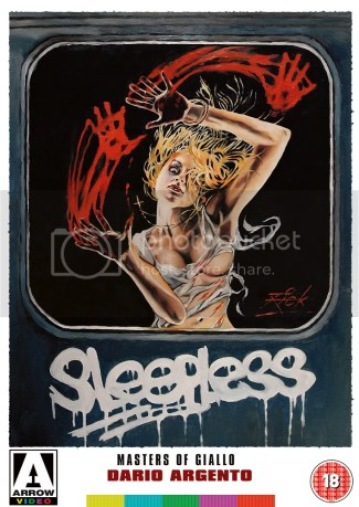 Sleepless, Dario Argento, Giallo, Italian Horror