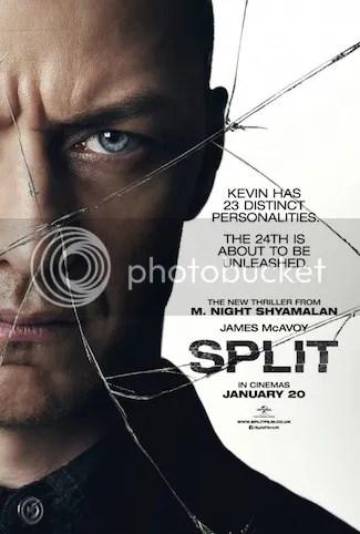 Split, 2017 Horror