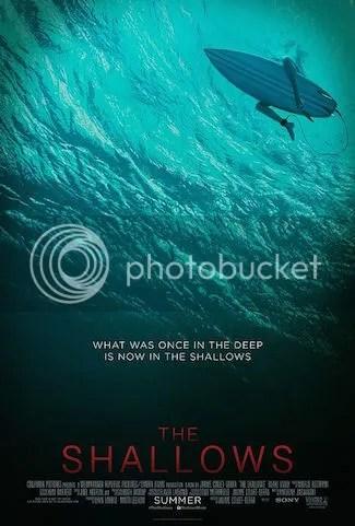 The Shallows, Shark, Killer Shark