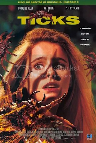Ticks, Creature Feature, Ticks Horror Movie