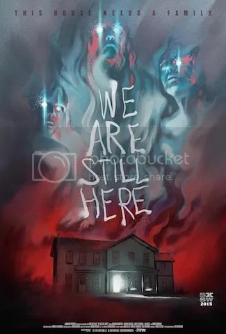We Are Still Here, Horror, Poster, Ghosts, Supernatural, Paranormal