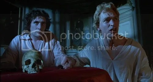 Gothic, 1987 Horror