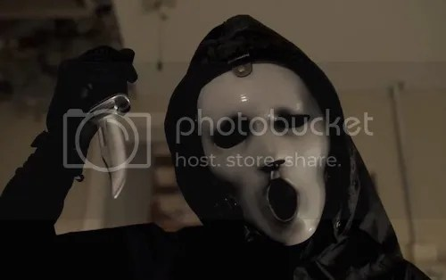 Scream TV Series, Scream, Ghostface