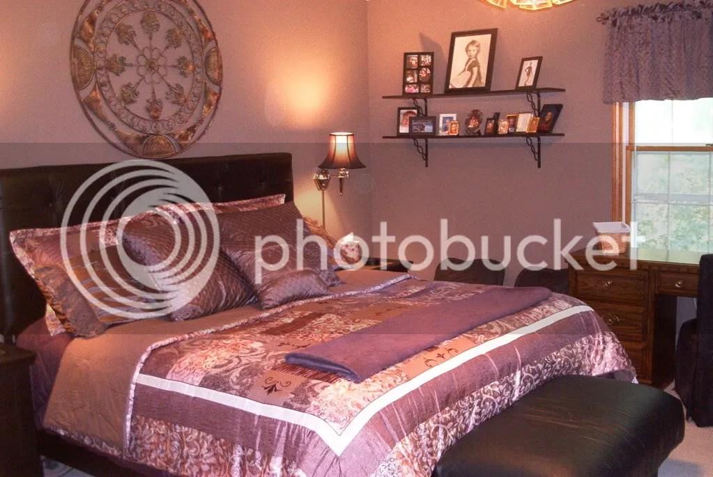 Please help me redecorate my master bedroom