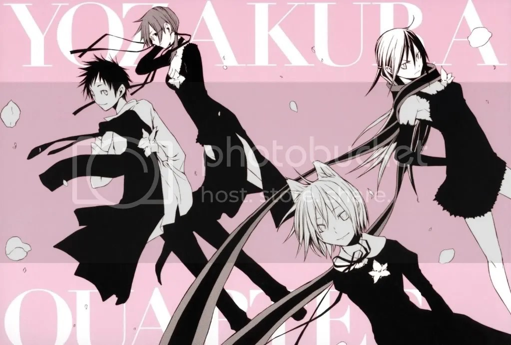 Review de Yozakura Quartet ~