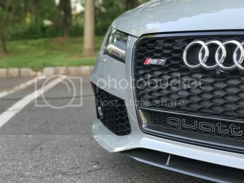 new rs7 owner introduction