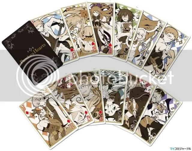 Pandora Hearts,Pandora Hearts Anime DVD