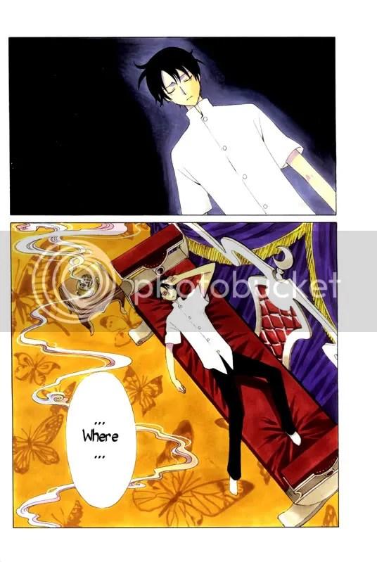 xxxHolic,manga