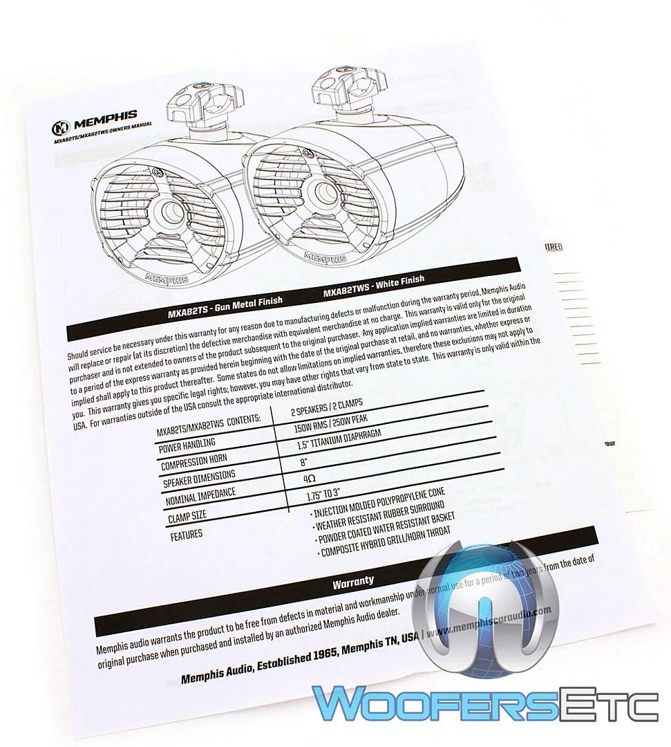 Bazooka Tube Wiring Diagram Bazooka El8a Diagram Wiring