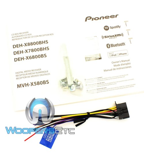 small resolution of pioneer deh x8500bh wiring diagram