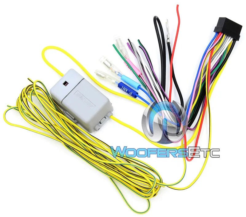 14 Pin Wiring Harness Boss - Wiring Diagram G8 Boss Bv Car Stereo Wiring Harness on