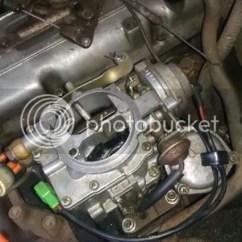 Toyota Hiace Wiring Diagram Usb Mini B 18r Manual Choke Carb To Auto