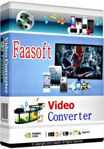 Faasoft Video Converter 5.3.13.5704 Portable