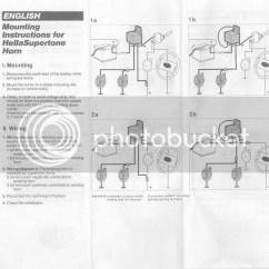 Hella Light Wiring Diagram 1998 Ford Mustang Gt Radio Supertone Install Walk Through W Pics  Subaru
