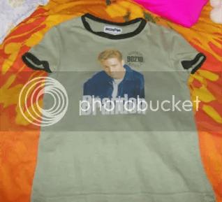 M/L - Beverly Hills 90210 shirt.