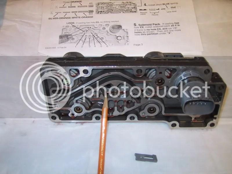 Ford E40d Transmission Diagram Furthermore 700r4 Transmission