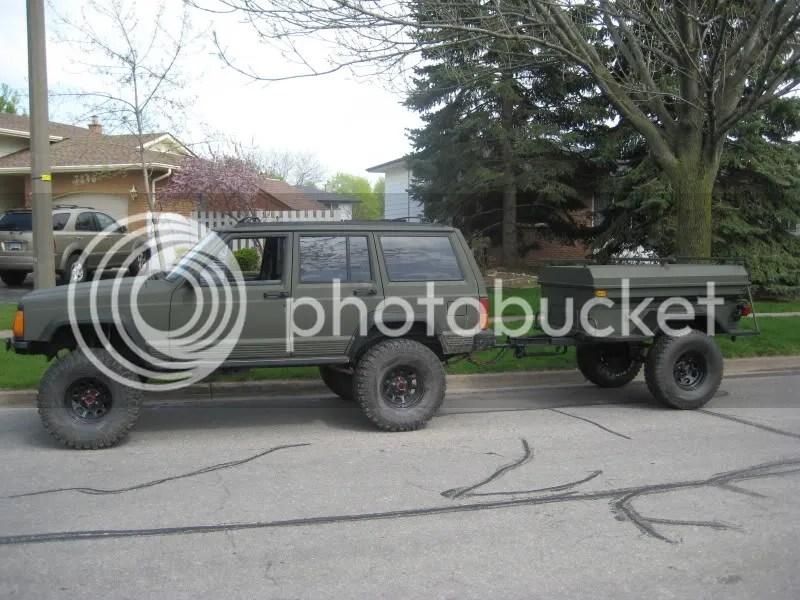 1995 Cherokee Headers Grand Limited Jeep