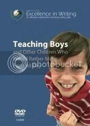 IEW Teaching Boys DVD