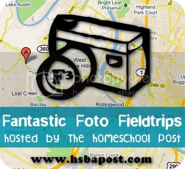 Homeschool Post : Fantastic Foto Field Trip Linkup Button