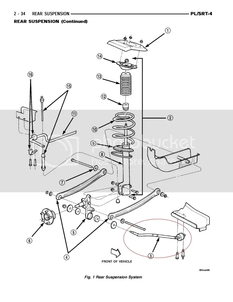 Dodge Neon Suspension Diagram, Dodge, Free Engine Image