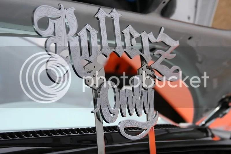 Rollerz Only Car Club Logos