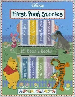 First Pooh Stories