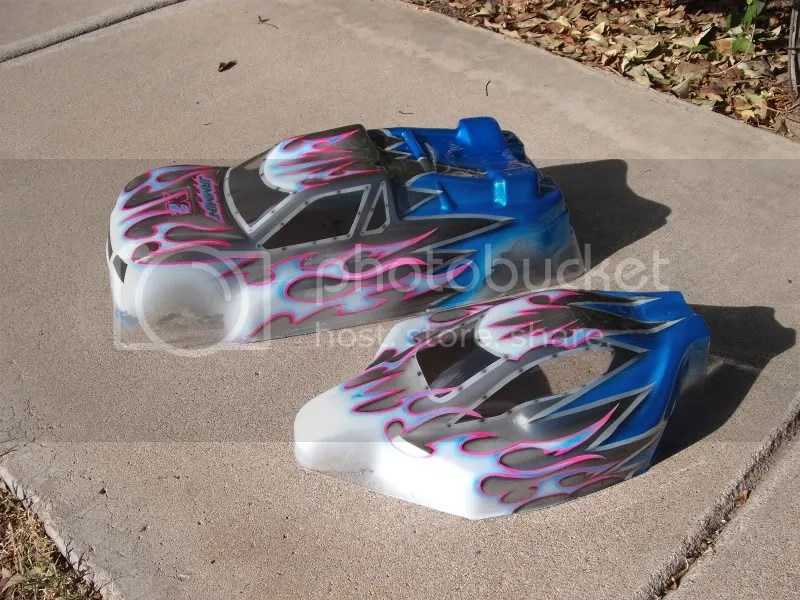Rc Vinyl Car Paint Masks